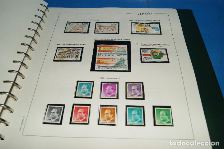 Sellos: Album de sellos de ESPAÑA edifil + de 500 sellos de España-buen estado - Foto 13 - 195109111