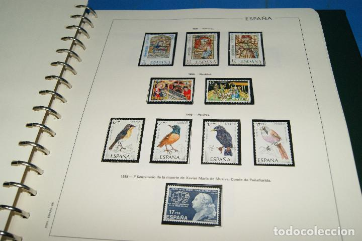 Sellos: Album de sellos de ESPAÑA edifil + de 500 sellos de España-buen estado - Foto 14 - 195109111