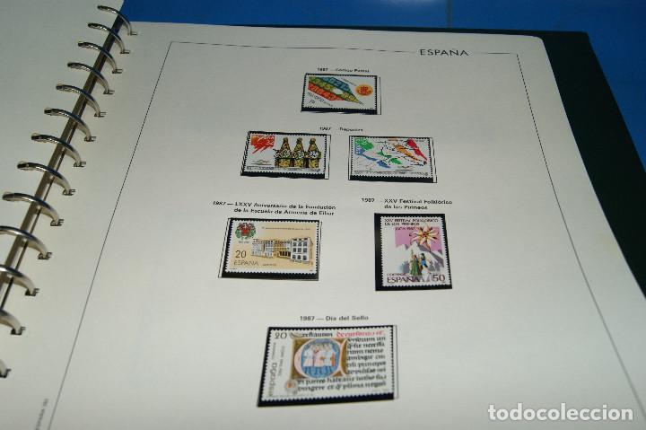 Sellos: Album de sellos de ESPAÑA edifil + de 500 sellos de España-buen estado - Foto 15 - 195109111
