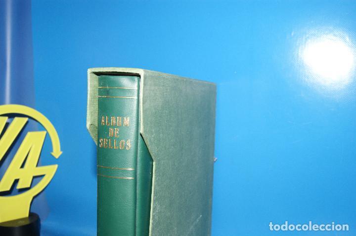 Sellos: Album de sellos de ESPAÑA edifil + de 500 sellos de España-buen estado - Foto 16 - 195109111