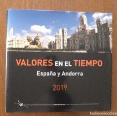 Sellos: 2.019 - ALBUM DE SELLOS PARA ESPAÑA Y ANDORRA ESP. - (VER INFORMACION). Lote 195894923