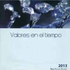 Sellos: LIBRO OFICIAL DE CORREOS AÑO 2013 SIN SELLOS Y CON FILOESTUCHES. Lote 196764091