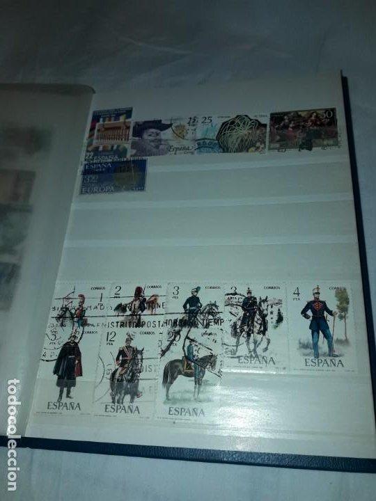 Sellos: Bello Álbum con sellos variados varias temáticas y diferentes épocas - Foto 5 - 196816855