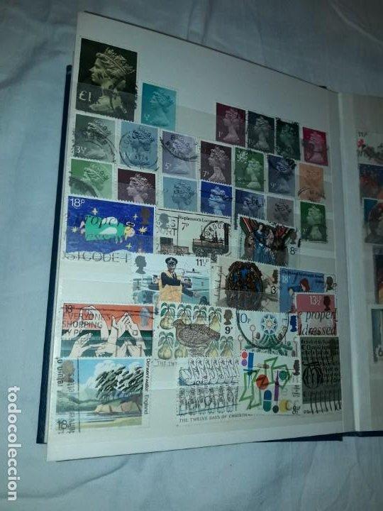 Sellos: Bello Álbum con sellos variados varias temáticas y diferentes épocas - Foto 6 - 196816855