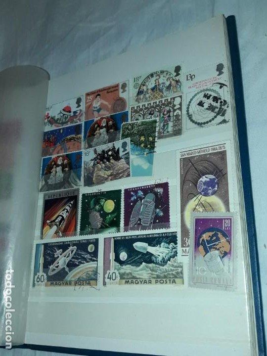 Sellos: Bello Álbum con sellos variados varias temáticas y diferentes épocas - Foto 7 - 196816855