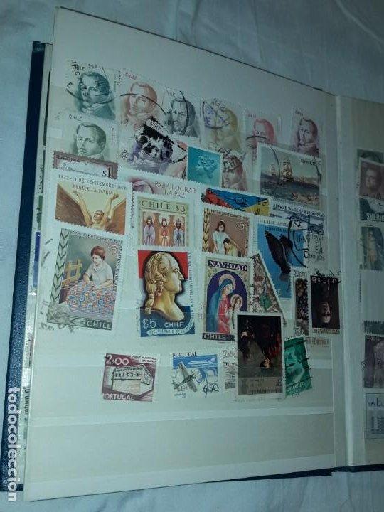 Sellos: Bello Álbum con sellos variados varias temáticas y diferentes épocas - Foto 8 - 196816855