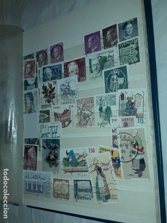 Sellos: Bello Álbum con sellos variados varias temáticas y diferentes épocas - Foto 9 - 196816855