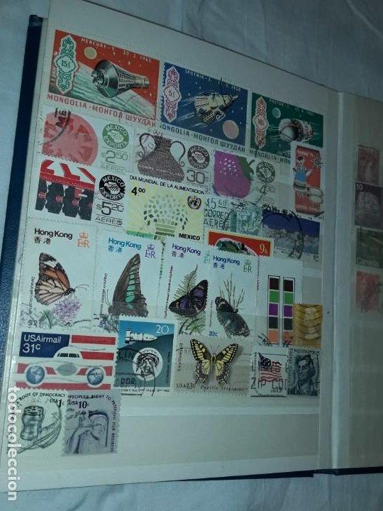 Sellos: Bello Álbum con sellos variados varias temáticas y diferentes épocas - Foto 10 - 196816855