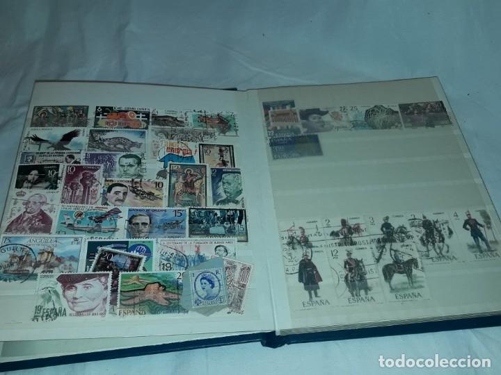 Sellos: Bello Álbum con sellos variados varias temáticas y diferentes épocas - Foto 14 - 196816855
