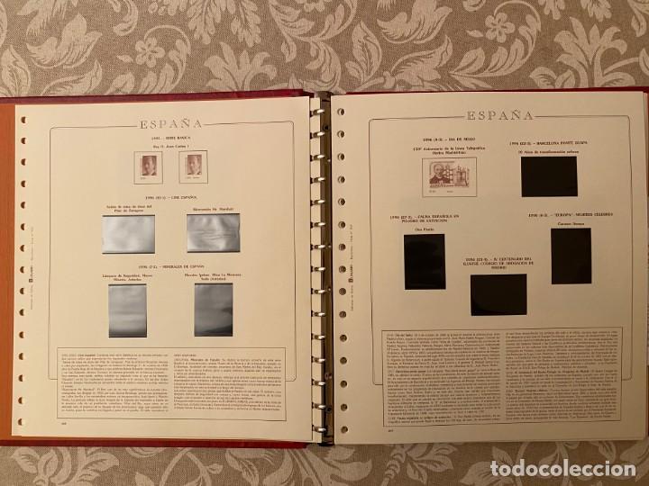 Sellos: LOTE200A, ESPAÑA, TRES ALBUM CON SUPLEMEMENTOS 1976/2000. 80% DTO. - Foto 14 - 197709636