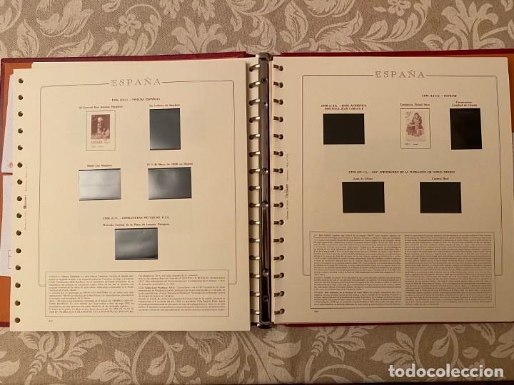 Sellos: LOTE200A, ESPAÑA, TRES ALBUM CON SUPLEMEMENTOS 1976/2000. 80% DTO. - Foto 15 - 197709636