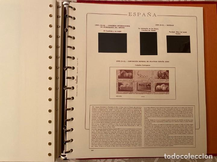 Sellos: LOTE200A, ESPAÑA, TRES ALBUM CON SUPLEMEMENTOS 1976/2000. 80% DTO. - Foto 16 - 197709636