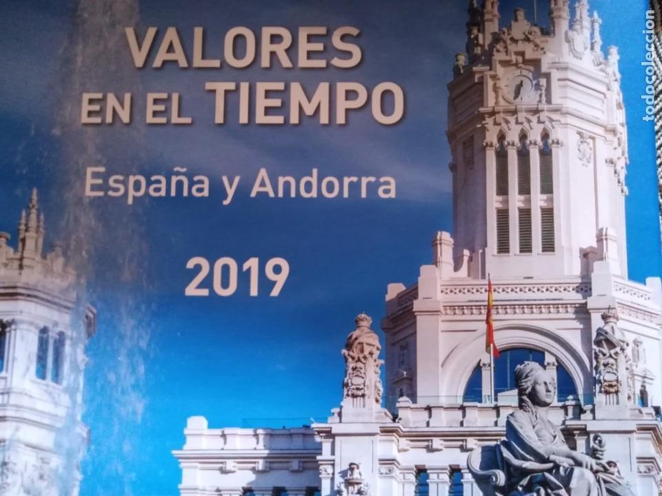 CONJUNTO DE 5 ALBUMES DE CORRES VACIOS AÑOS 2019 2018 2017 2014 2012 (Sellos - Material Filatélico - Álbumes de Sellos)