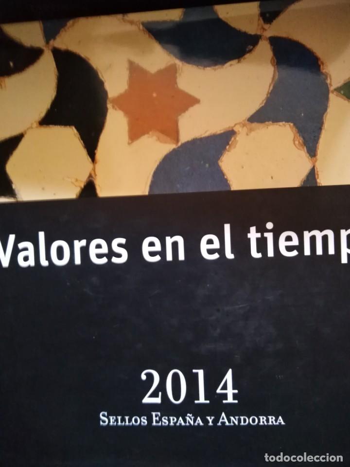Sellos: CONJUNTO DE 5 ALBUMES DE CORRES VACIOS AÑOS 2019 2018 2017 2014 2012 - Foto 4 - 205588336