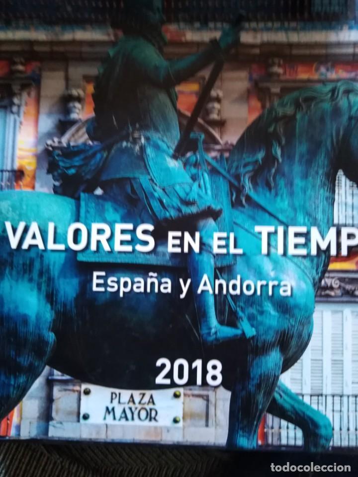 Sellos: CONJUNTO DE 5 ALBUMES DE CORRES VACIOS AÑOS 2019 2018 2017 2014 2012 - Foto 5 - 205588336