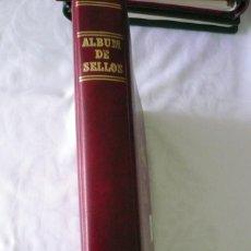 Sellos: 1 ALBUM PARA SELLOS DE BLOQUES DE 4 MONTADO TRANSPARENTE FILABO 1978-1980 LOTE 2 X. Lote 205726825