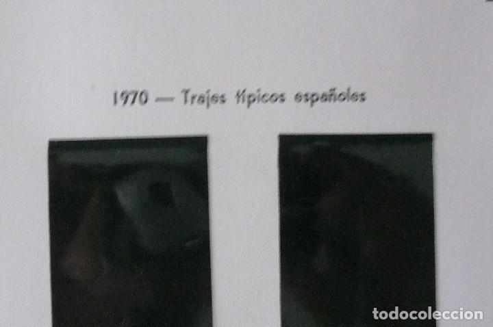 Sellos: 1 album para sellos 1970-1980 montado en negro edifil 74 paginas lote 3 x - Foto 3 - 205727407