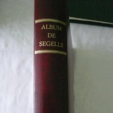 Sellos: 1 ALBUM PARA SELLOS 1992 -1994 Y 1998- 1999 MONTADO EN NEGRO OLEGARIO PAG. 50 LOTE 7 X. Lote 205729736