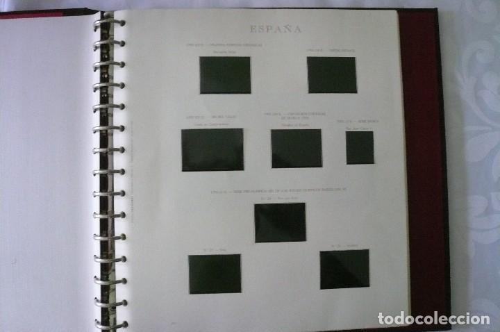 Sellos: 1 album para sellos 1992 -1994 y 1998- 1999 montado en negro olegario pag. 50 lote 7 x - Foto 3 - 205729736
