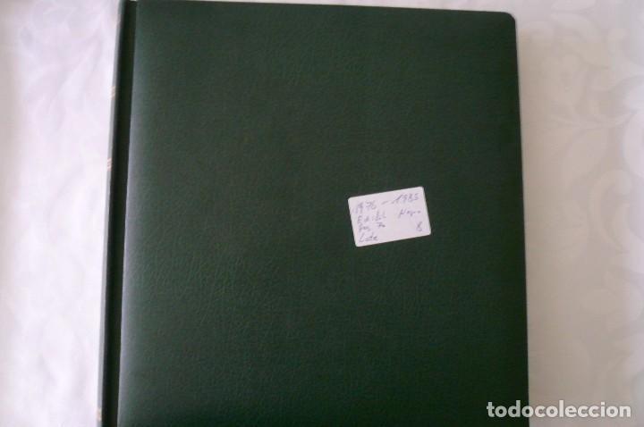 Sellos: 1 album para sellos 1976-1983 montado en negro edifil pag. 70 lote 8 x - Foto 2 - 205730077