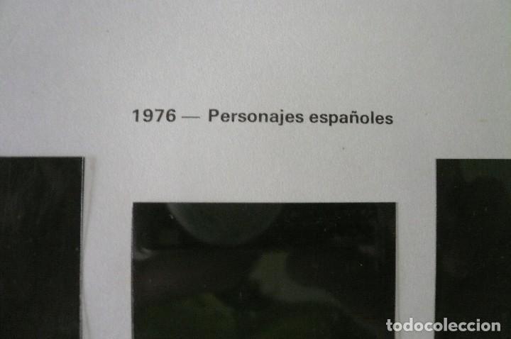 Sellos: 1 album para sellos 1976-1983 montado en negro edifil pag. 70 lote 8 x - Foto 3 - 205730077