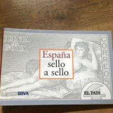 Sellos: ESPAÑA A SELLO BBVA INCOMPLETO 2003. Lote 206227191
