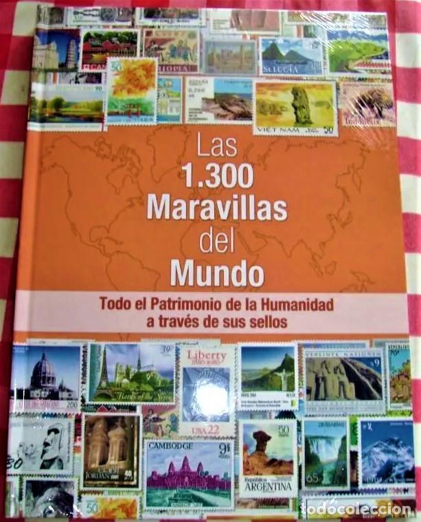 Sellos: Las 1.300 Maravillas del Mundo. Todo el patrimonio de la humanidad a través de sus sellos - Foto 3 - 206826348