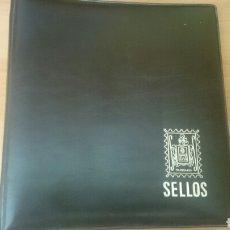 Sellos: ALBUM PARA SELLOS, FILATELICO, S.F.A.D.E., 4 ANILLAS,,24 X 26 CM. SIN USAR. Lote 207487040