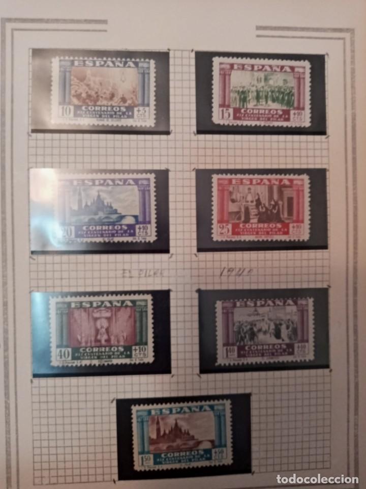Sellos: Colección de sellos 1916 hasta 1971 - Foto 5 - 210207005