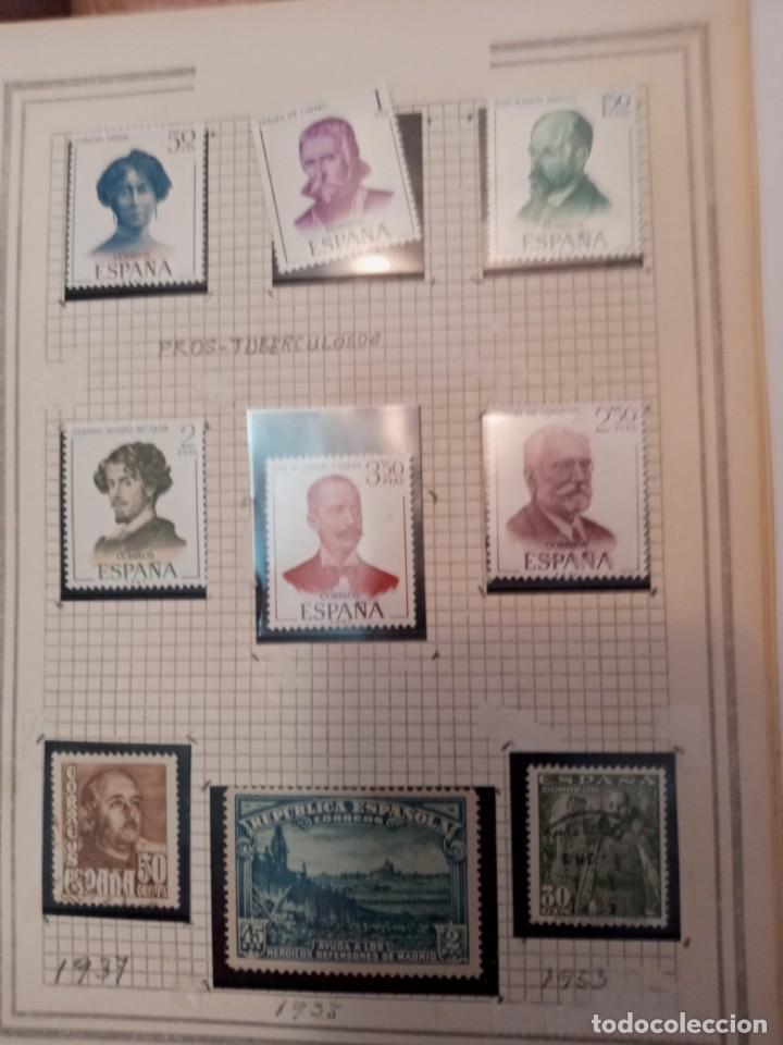 Sellos: Colección de sellos 1916 hasta 1971 - Foto 7 - 210207005