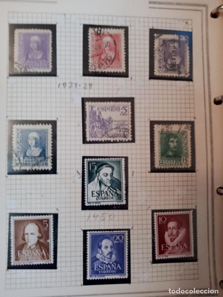 Sellos: Colección de sellos 1916 hasta 1971 - Foto 8 - 210207005