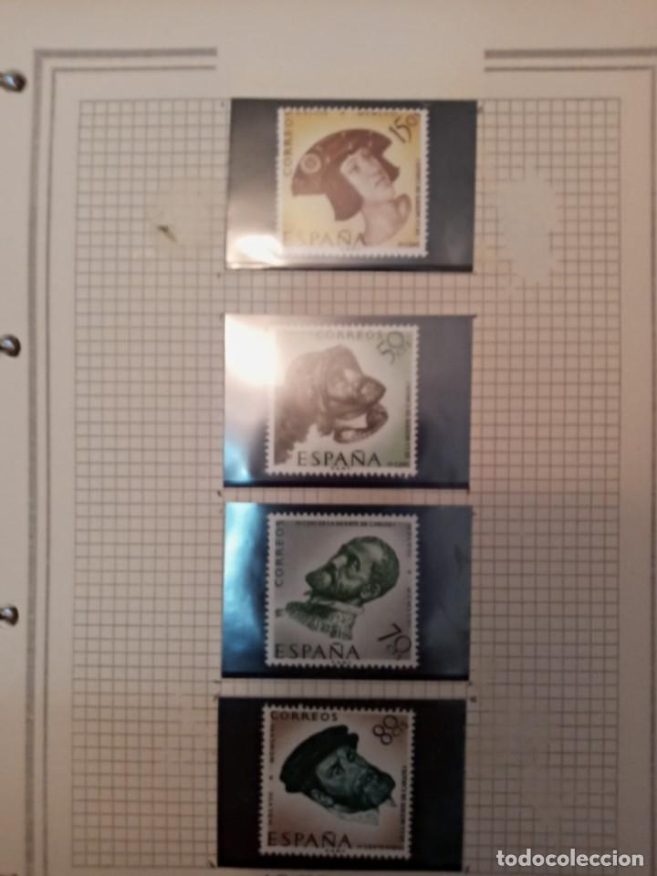 Sellos: Colección de sellos 1916 hasta 1971 - Foto 9 - 210207005