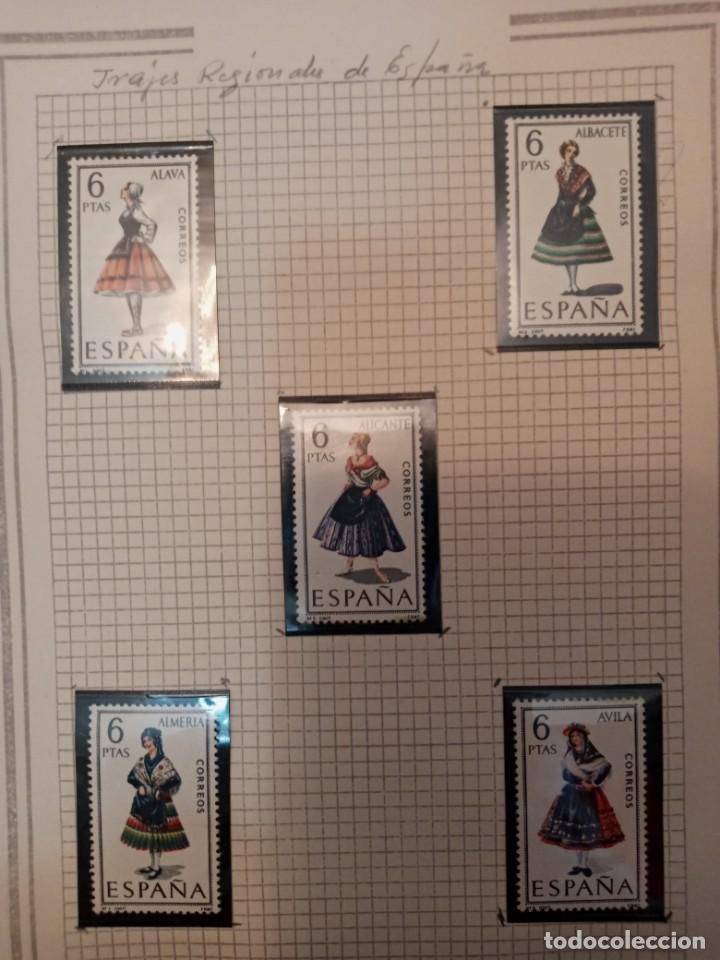 Sellos: Colección de sellos 1916 hasta 1971 - Foto 12 - 210207005