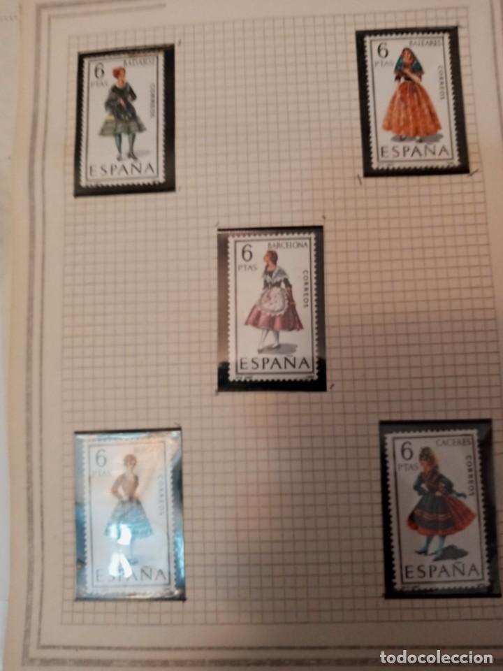 Sellos: Colección de sellos 1916 hasta 1971 - Foto 13 - 210207005