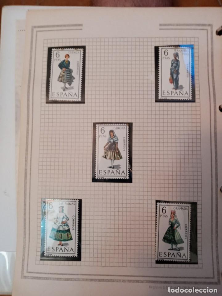 Sellos: Colección de sellos 1916 hasta 1971 - Foto 15 - 210207005