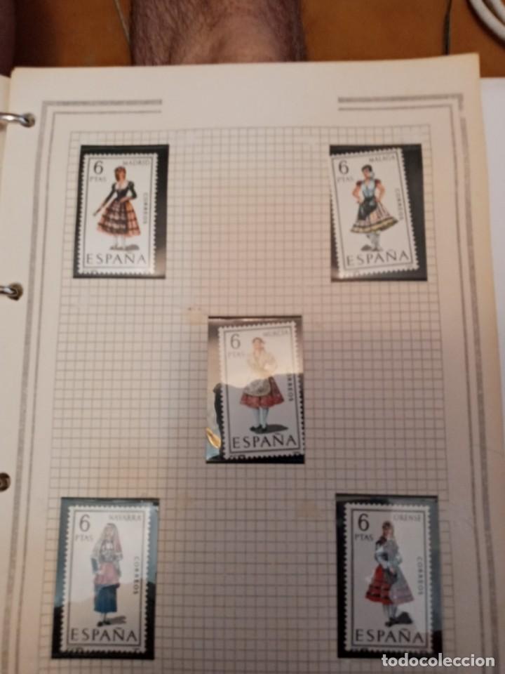 Sellos: Colección de sellos 1916 hasta 1971 - Foto 18 - 210207005