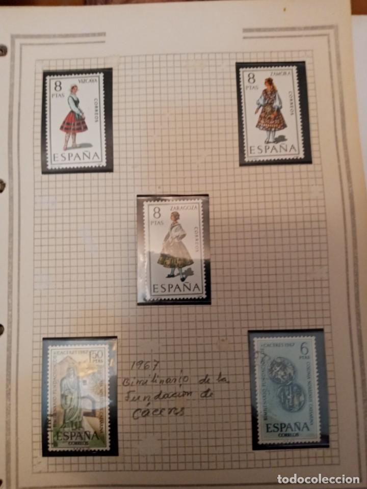 Sellos: Colección de sellos 1916 hasta 1971 - Foto 22 - 210207005