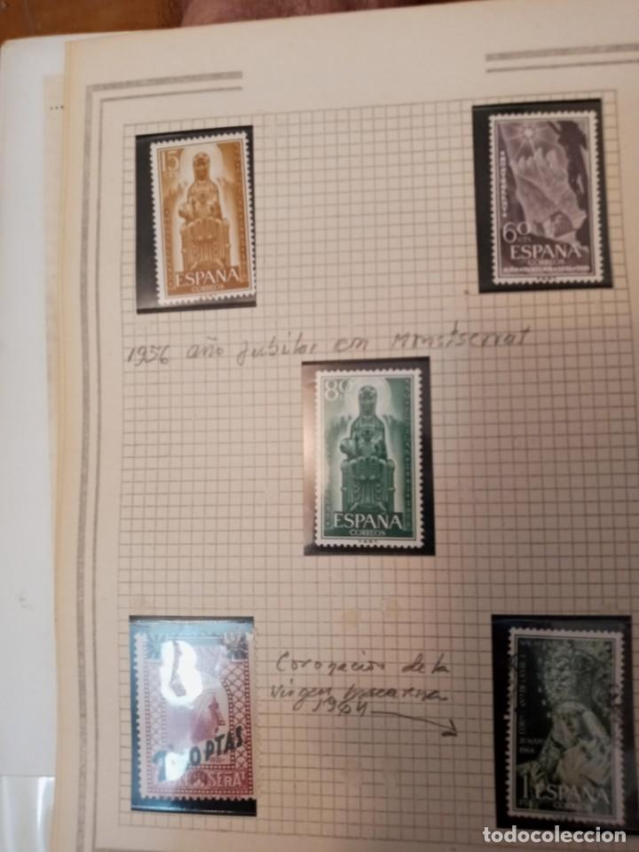Sellos: Colección de sellos 1916 hasta 1971 - Foto 23 - 210207005