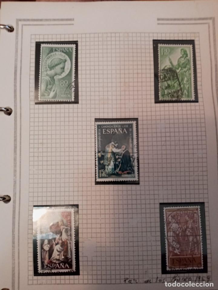 Sellos: Colección de sellos 1916 hasta 1971 - Foto 24 - 210207005