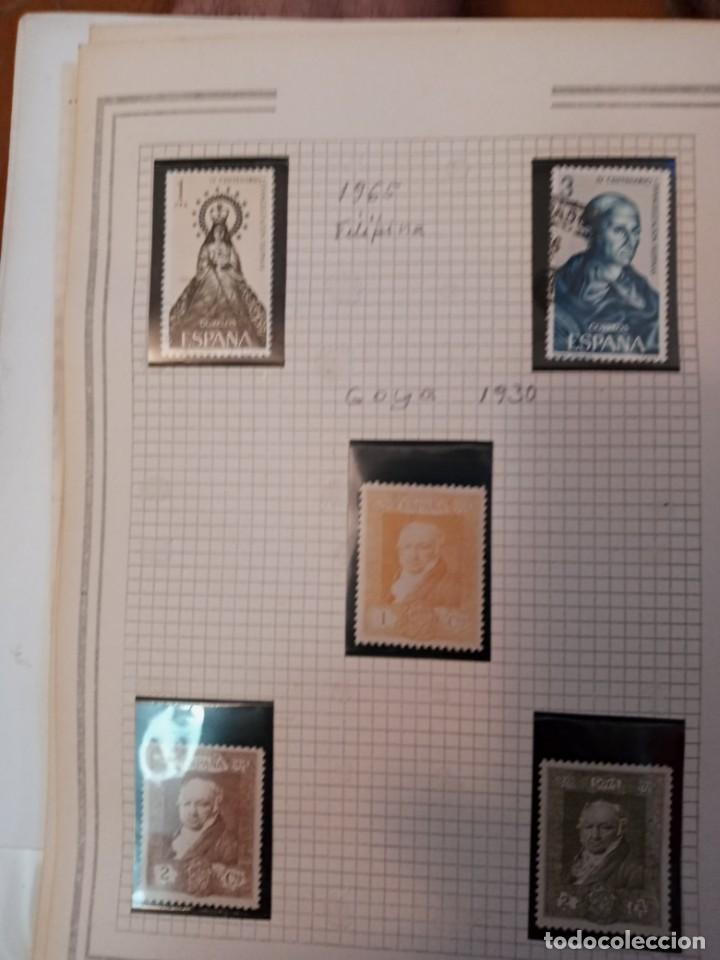 Sellos: Colección de sellos 1916 hasta 1971 - Foto 25 - 210207005