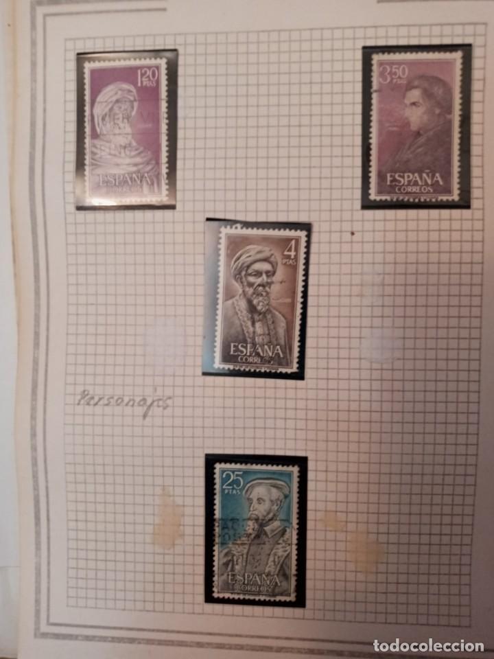 Sellos: Colección de sellos 1916 hasta 1971 - Foto 27 - 210207005