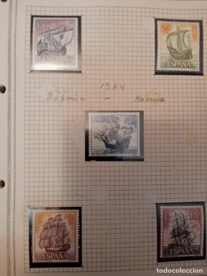 Sellos: Colección de sellos 1916 hasta 1971 - Foto 28 - 210207005