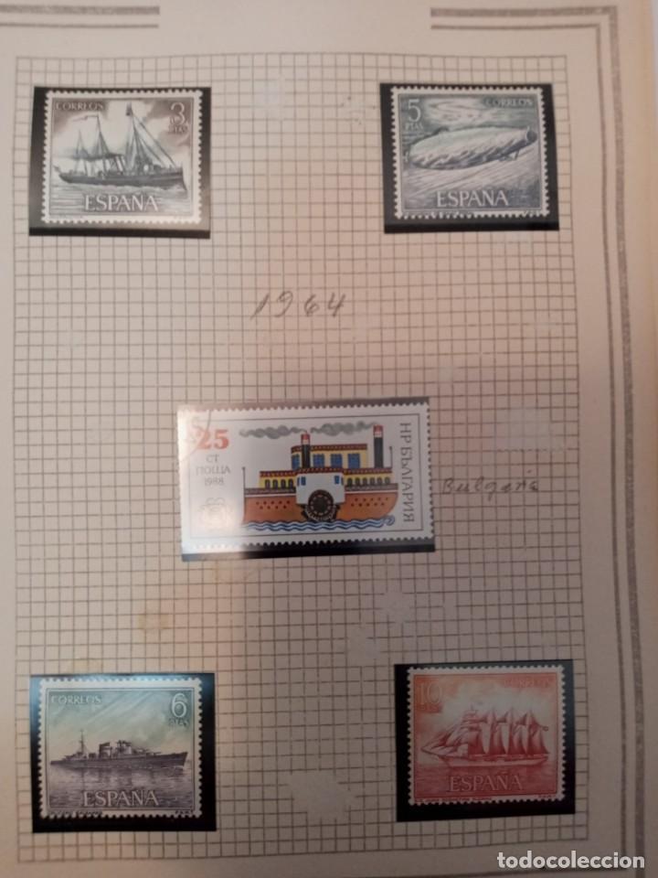 Sellos: Colección de sellos 1916 hasta 1971 - Foto 30 - 210207005