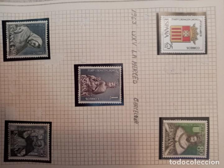 Sellos: Colección de sellos 1916 hasta 1971 - Foto 31 - 210207005