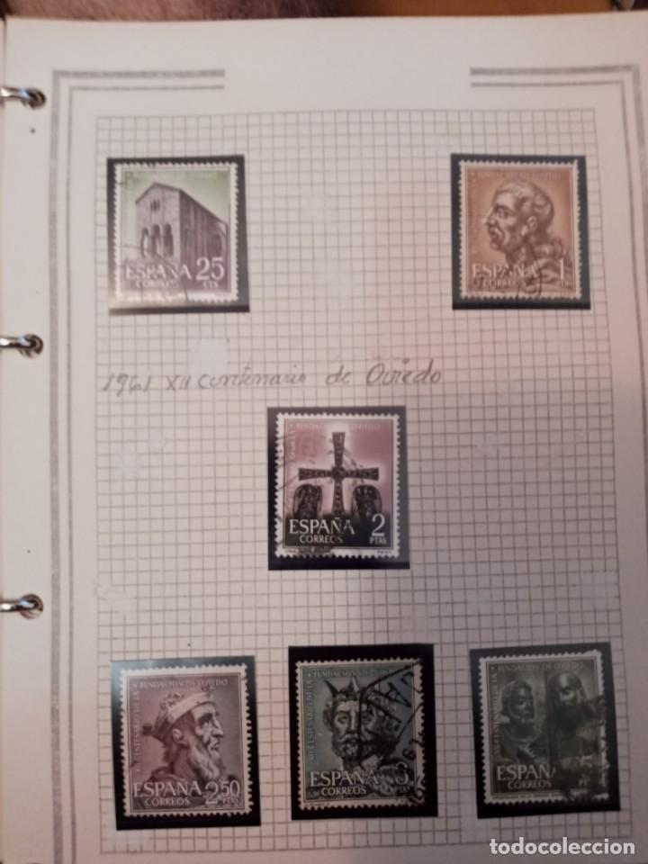 Sellos: Colección de sellos 1916 hasta 1971 - Foto 32 - 210207005
