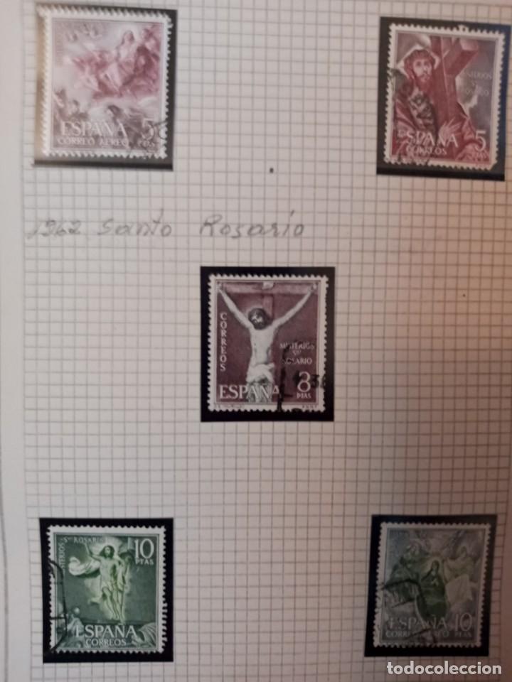 Sellos: Colección de sellos 1916 hasta 1971 - Foto 35 - 210207005