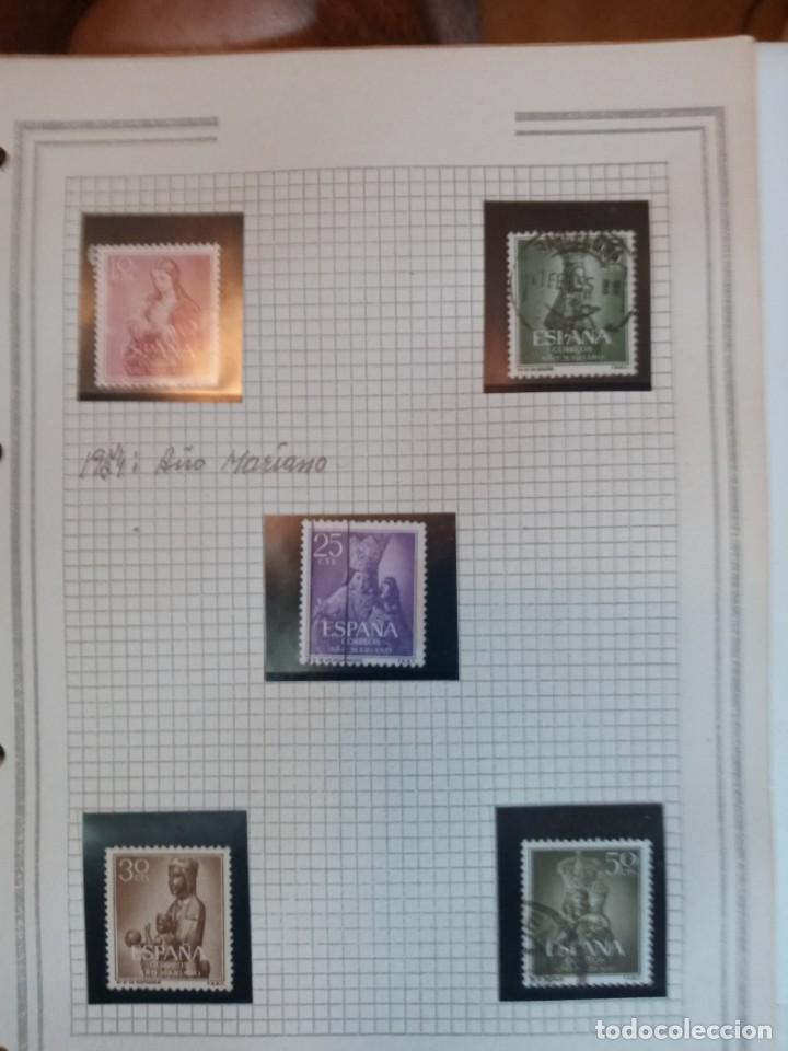 Sellos: Colección de sellos 1916 hasta 1971 - Foto 36 - 210207005