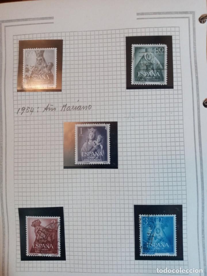 Sellos: Colección de sellos 1916 hasta 1971 - Foto 37 - 210207005