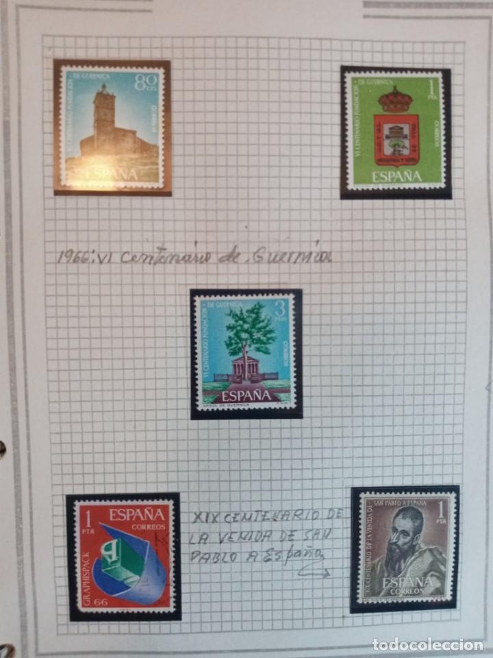 Sellos: Colección de sellos 1916 hasta 1971 - Foto 40 - 210207005