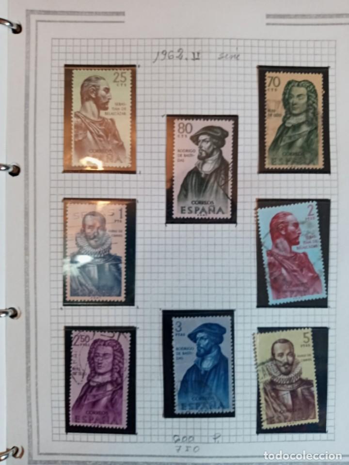 Sellos: Colección de sellos 1916 hasta 1971 - Foto 42 - 210207005